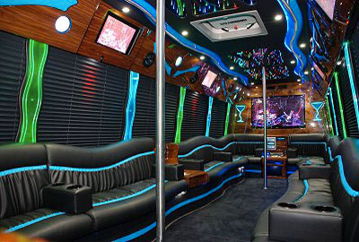 Land Yacht Party Bus