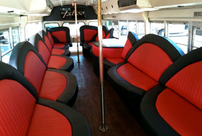 Comfortable Taboo Party Bus